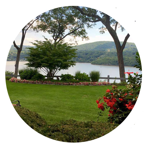 The Hudson River View from Orange County